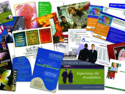 houston brochure printing